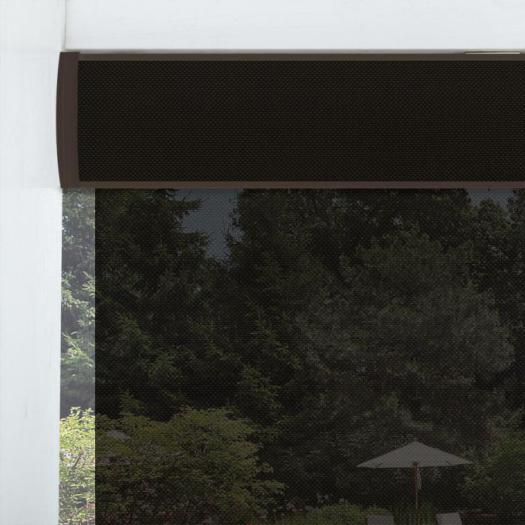 5% SheerWeave Value Outdoor Solar Roller Shades 5151 Thumbnail