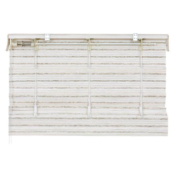 Designer Coastal Woven Wood Shades 8410