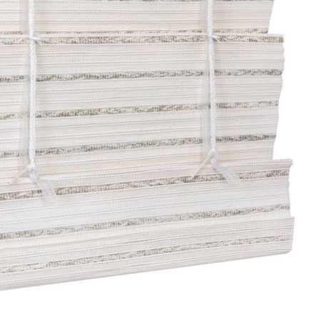 Designer Coastal Woven Wood Shades 8411 Thumbnail