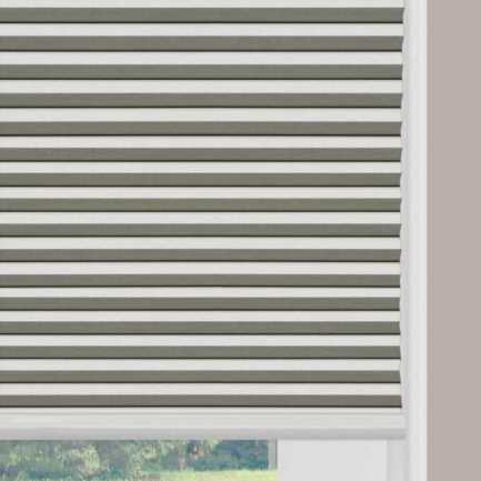 Designer Double Cell Blackout Honeycomb Shades 4368 Thumbnail