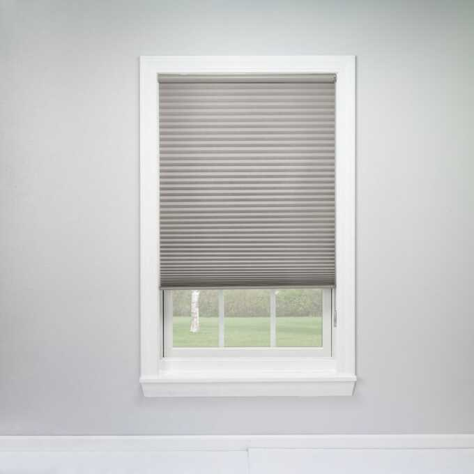 Designer Double Cell Blackout Honeycomb Shades 4371