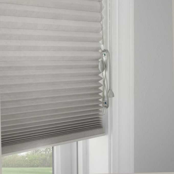Designer Double Cell Blackout Honeycomb Shades 8860
