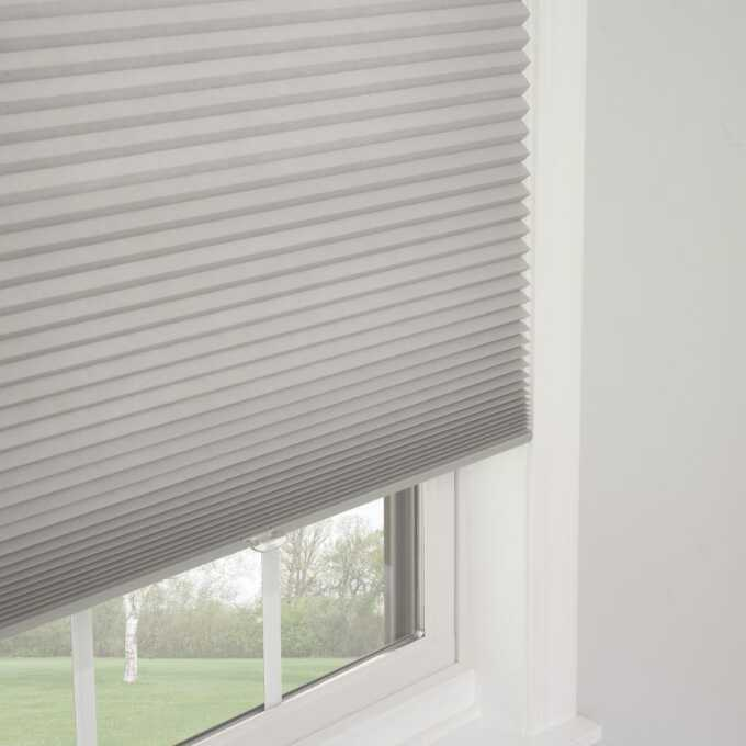 Designer Double Cell Blackout Honeycomb Shades 8861