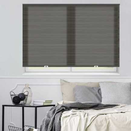 Designer Double Cell Light Filtering Honeycomb Shades 4352 Thumbnail