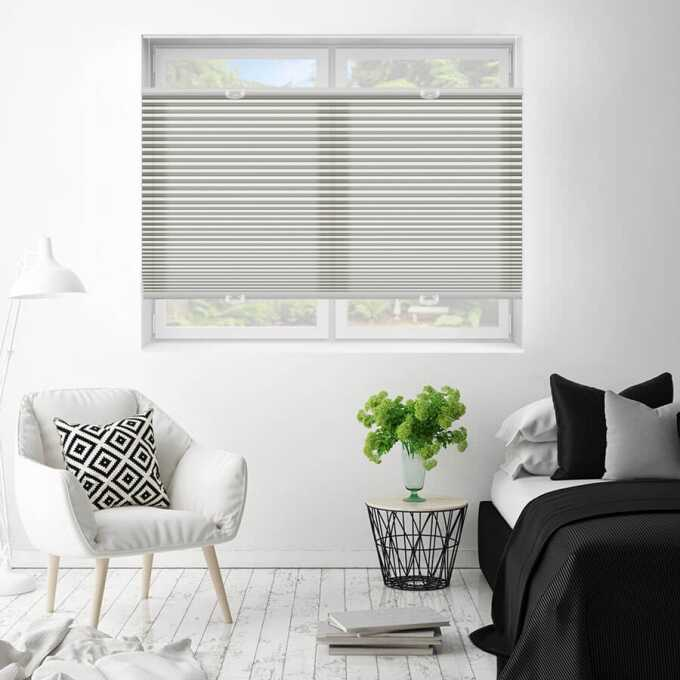 Designer Double Cell Light Filtering Honeycomb Shades 4353
