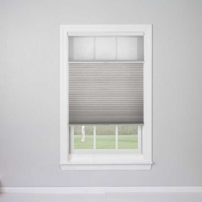 Designer Double Cell Light Filtering Honeycomb Shades 8857
