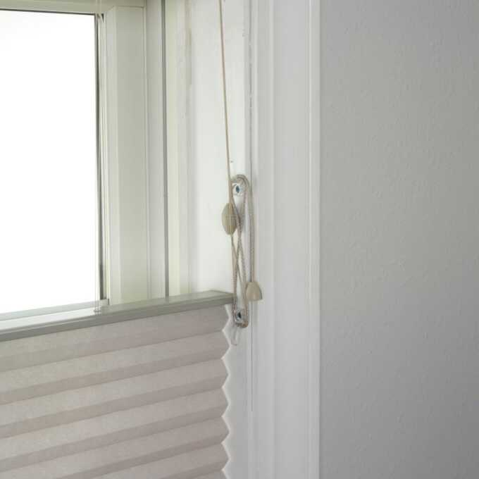 Designer Double Cell Light Filtering Honeycomb Shades 8858