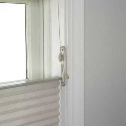 Designer Double Cell Light Filtering Honeycomb Shades 8858 Thumbnail