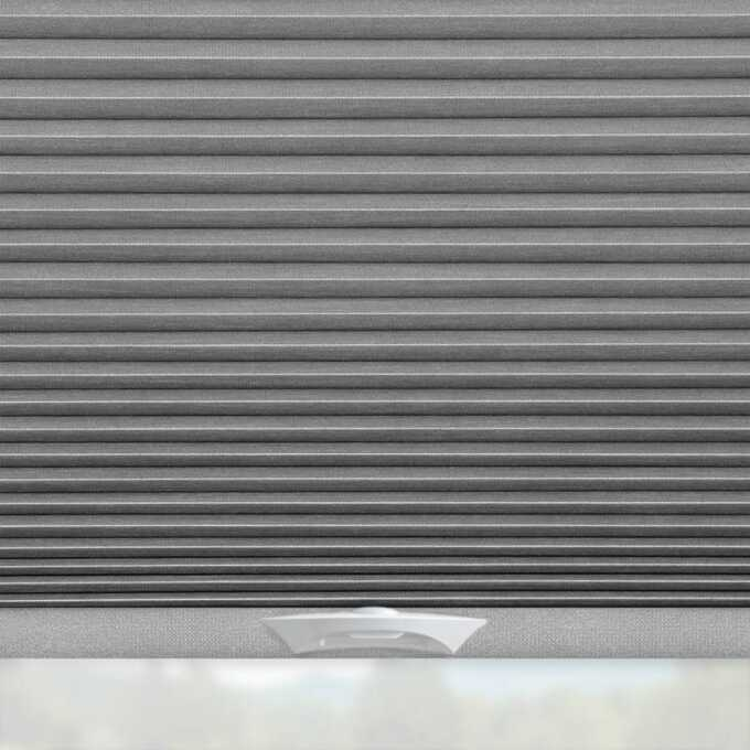Designer Luxe Cordless Blackout Honeycomb Shades 8693