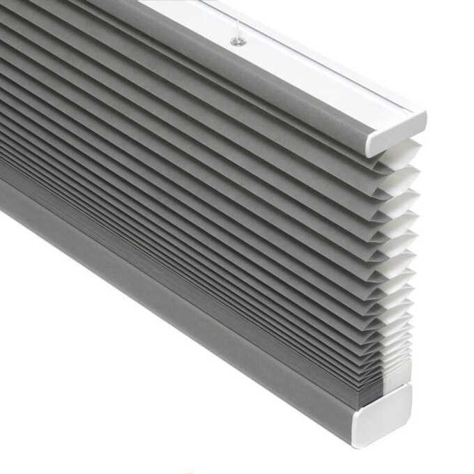 Designer Luxe Cordless Light Filtering Honeycomb Shades 8670