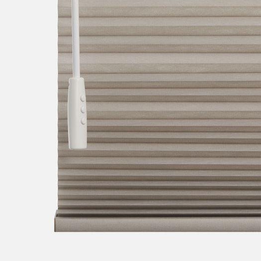 Designer Luxe Cordless Light Filtering Honeycomb Shades 8671 Thumbnail