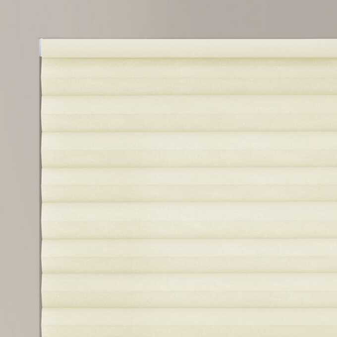 Designer Luxe Cordless Light Filtering Honeycomb Shades 8654