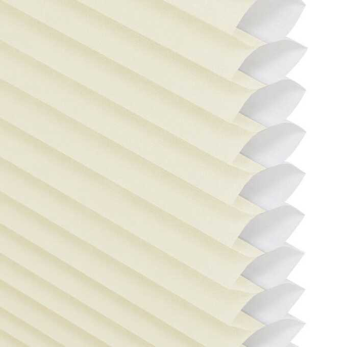 Designer Luxe Cordless Light Filtering Honeycomb Shades 8655