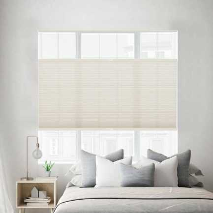 Designer Luxe Cordless Light Filtering Honeycomb Shades 8658 Thumbnail