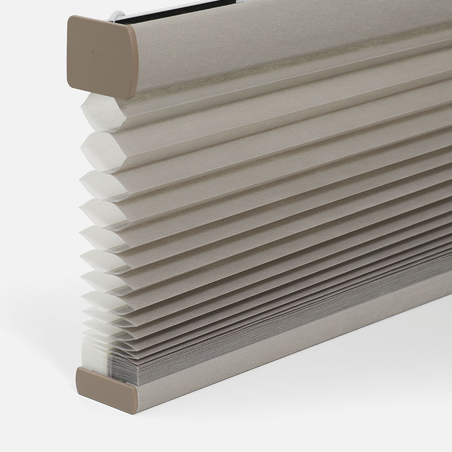 Designer Luxe Cordless Light Filtering Honeycomb Shades 8661