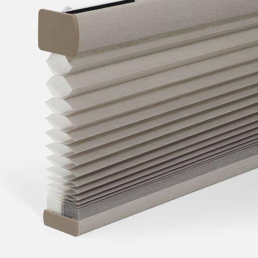 Designer Luxe Cordless Light Filtering Honeycomb Shades 8661 Thumbnail