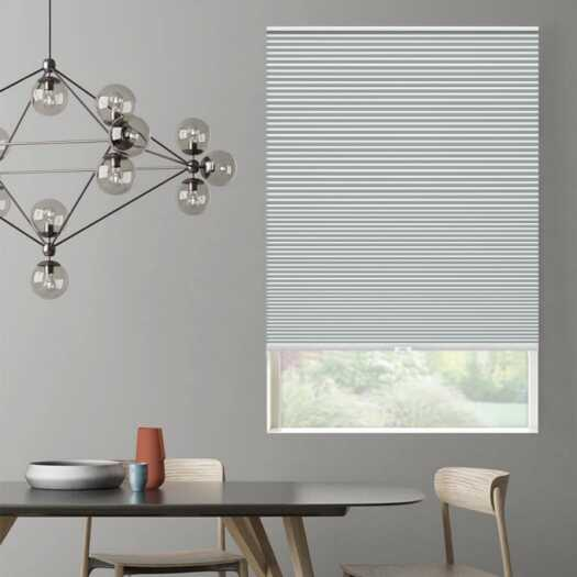 Designer Single Cell Blackout Honeycomb Shades 8832 Thumbnail