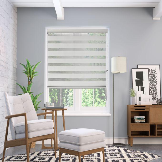 Designer Solar Sheer Shades 8391