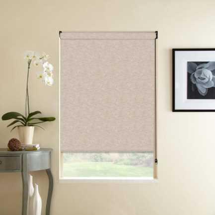 Designer Woven Light Filtering Roller Shades 7688 Thumbnail