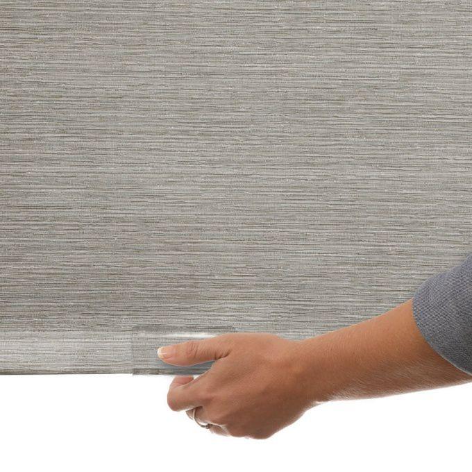 Designer Woven Light Filtering Roller Shades 7689