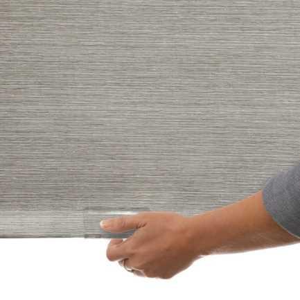 Designer Woven Light Filtering Roller Shades 7689 Thumbnail
