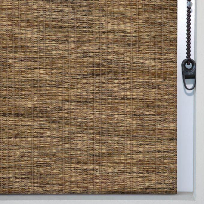 Designer Woven Light Filtering Roller Shades 7691