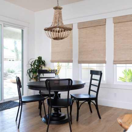 Designer Woven Wood/Bamboo Shades 8588 Thumbnail
