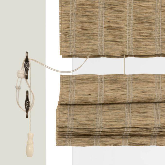 Designer Woven Wood/Bamboo Shades 8788
