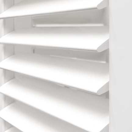 Persiennes en bois composite de luxe 8565 Thumbnail