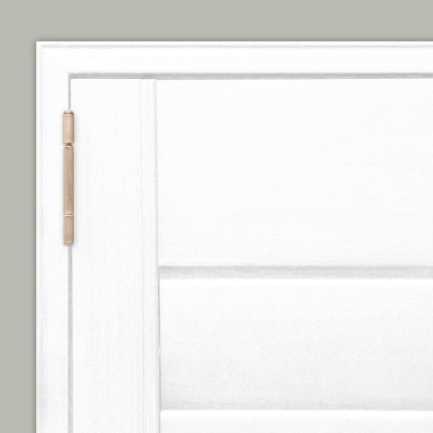 Persiennes en bois composite de luxe 8566 Thumbnail