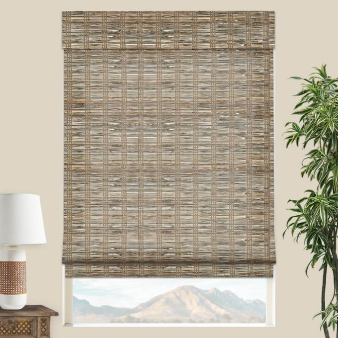 Premium Plus Woven Wood/Bamboo Shades 5342
