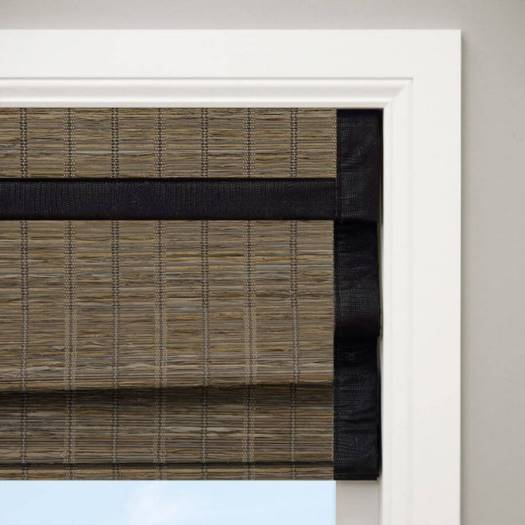 Premium Plus Woven Wood/Bamboo Shades 7245 Thumbnail