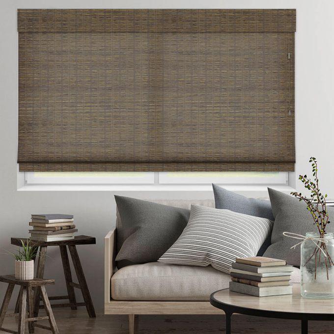 Premium Plus Woven Wood/Bamboo Shades 5346