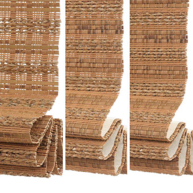 Premium Plus Woven Wood/Bamboo Shades 5349