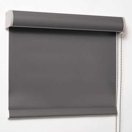 Premium Vinyl Blackout Roller Shades 7467 Thumbnail