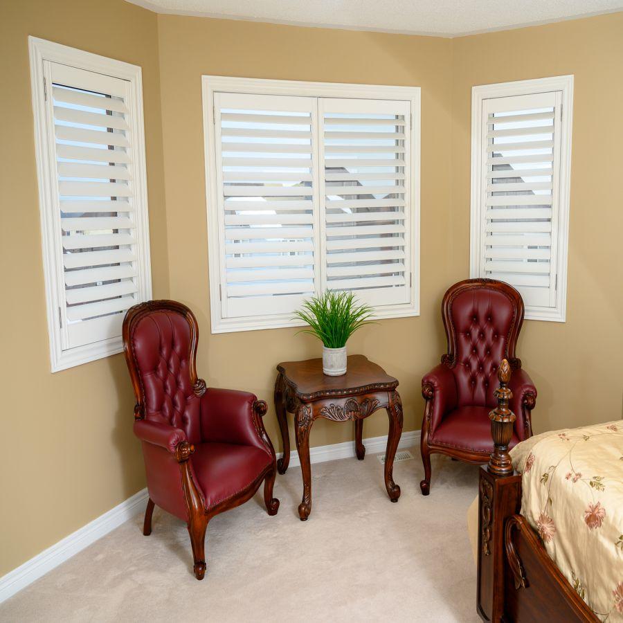 Premium Wood Shutters 6659