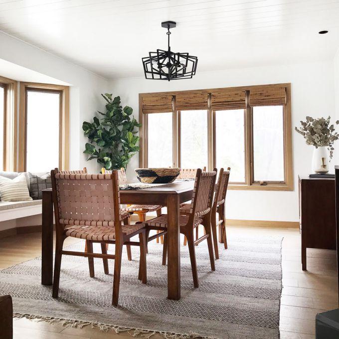 Premium Woven Wood/Bamboo Shades 5506