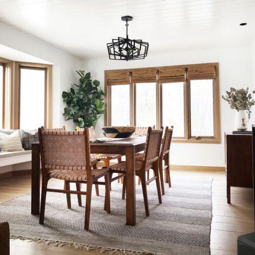 Premium Woven Wood/Bamboo Shades 5506 Thumbnail