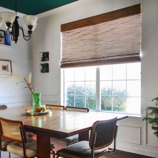 Premium Woven Wood/Bamboo Shades 5507 Thumbnail