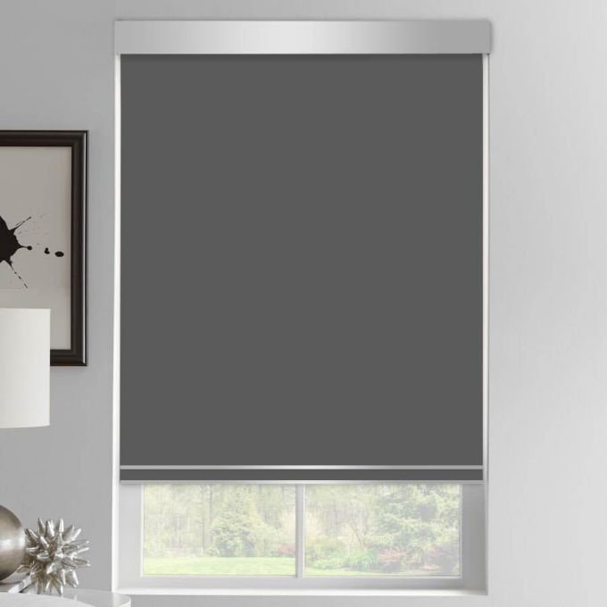 Select Blackout Fabric Roller Shades 7149
