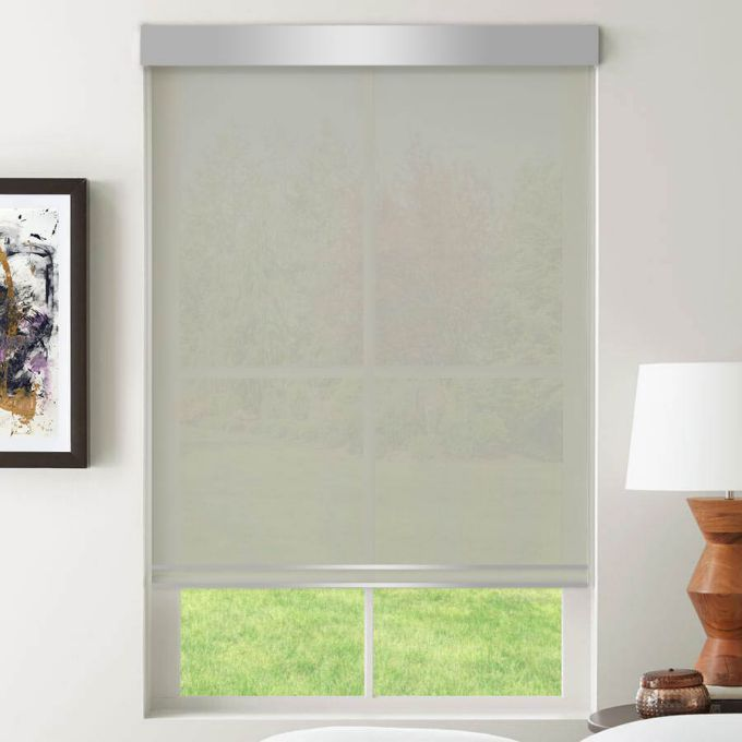 Select Light Filtering Fabric Roller Shades 7144