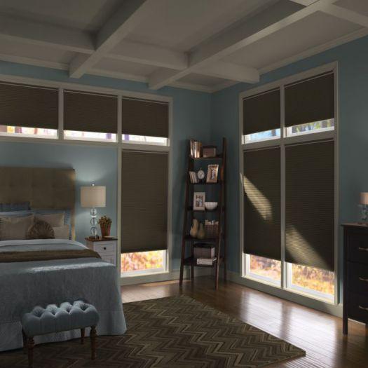 Stores cellulaires noircissants décorateur plus slumber à cellule simple de 1/2 po 4249 Thumbnail