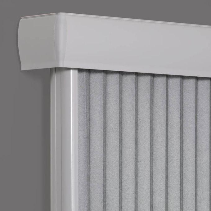 Stores cellulaires verticaux filtres de lumière supérieur de 3/4 po 7525