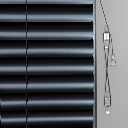 Stores en aluminium de luxe de 2 po 6000 Thumbnail
