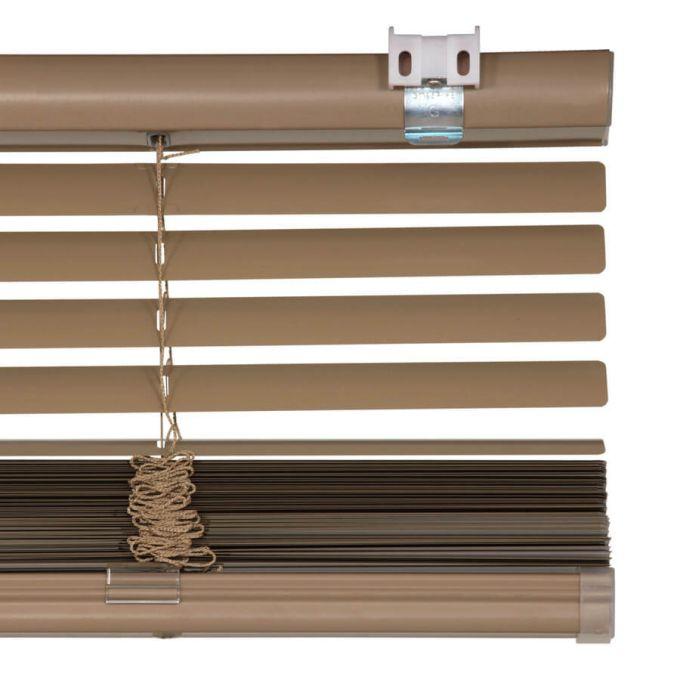 Stores en aluminium sans cordon décorateur de 1 po 4685