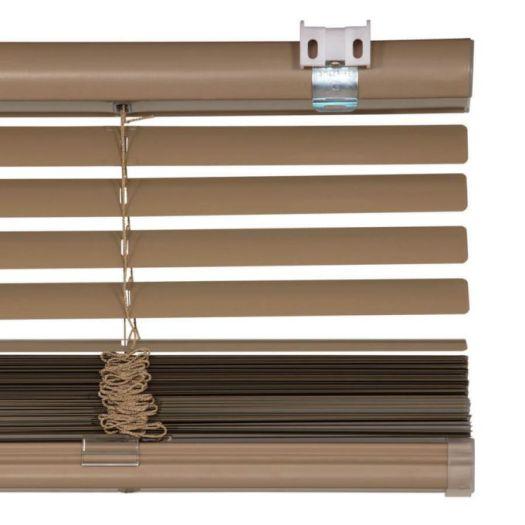 Stores en aluminium sans cordon décorateur de 1 po 4685 Thumbnail