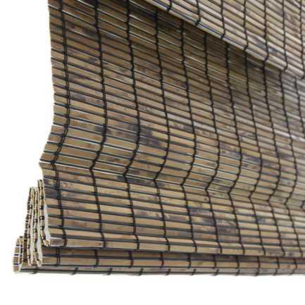 Stores en bambou/bois tissé de luxe 8427 Thumbnail