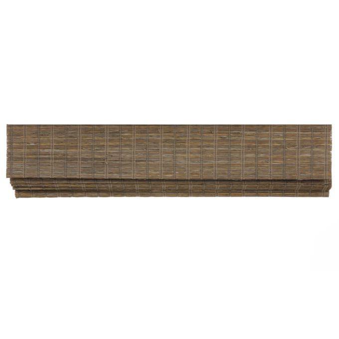 Stores en bambou/bois tissé de luxe plus 7246