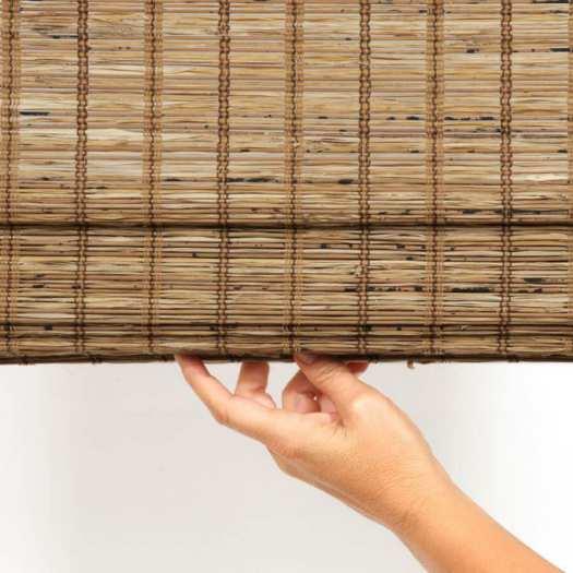 Stores en bambou/bois tissé de luxe plus 5348 Thumbnail
