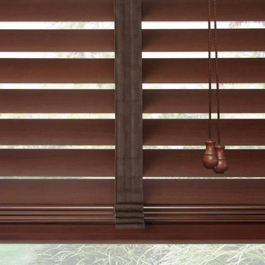 Stores en bois de luxe de 2 po 4722 Thumbnail
